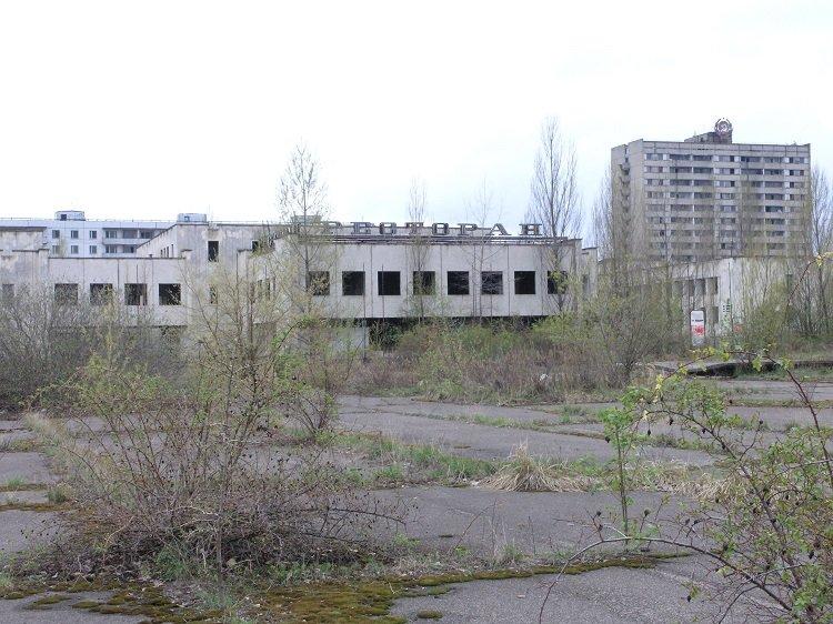 Чернобыльская катастрофа. 32 года спустя (фото, видео), фото-10