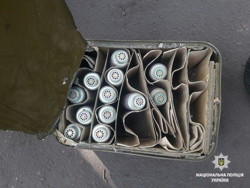 За місяць жителі Донеччини віддали поліції 28 гранат, фото-3