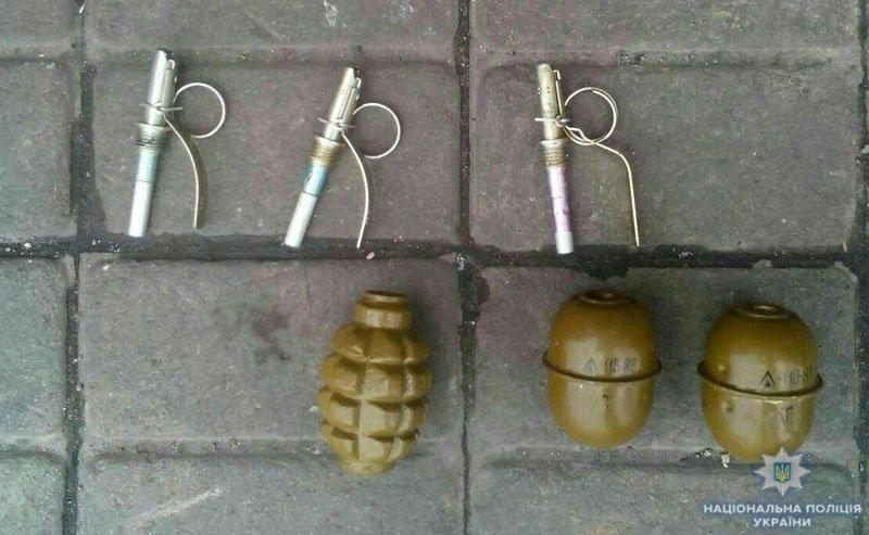 За місяць жителі Донеччини віддали поліції 28 гранат, фото-1