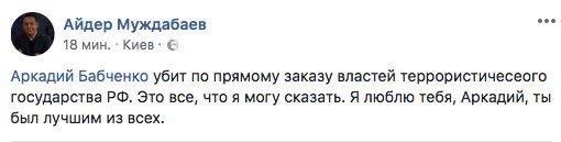 Знаковое убийство: журналиста Бабченко застрелили в годовщину гибели Кульчицкого под Славянском, фото-2