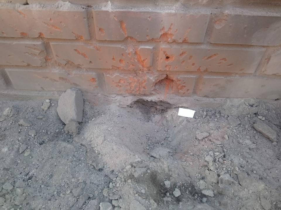 В Донецкой области дом активистов закидали гранатами, фото-2