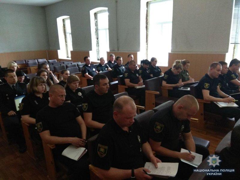 В Константиновском отделении полиции проанализировали работу за неделю, фото-2
