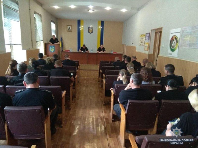В Константиновском отделении полиции проанализировали работу за неделю, фото-1