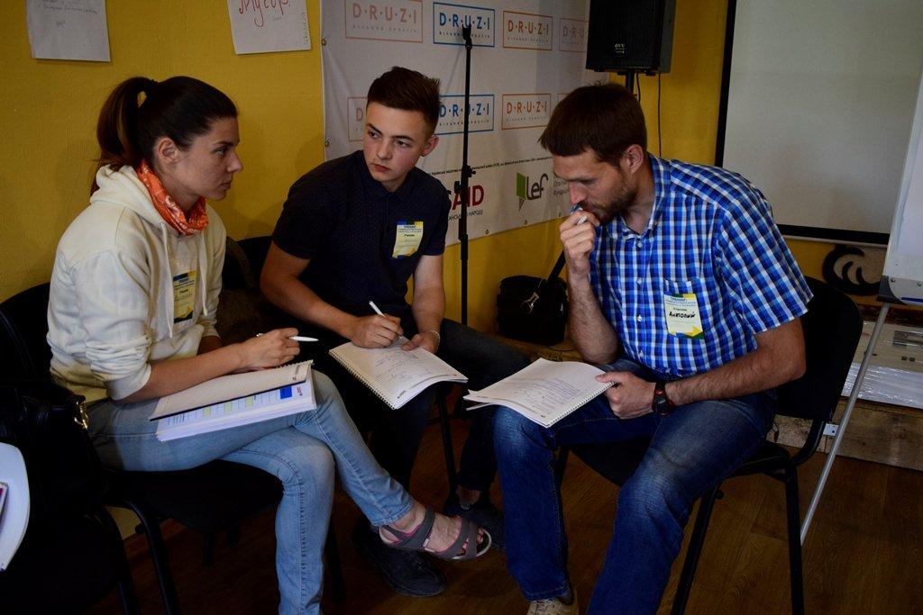 У Костянтинівці відбувся тренінг з написання проектів , фото-4