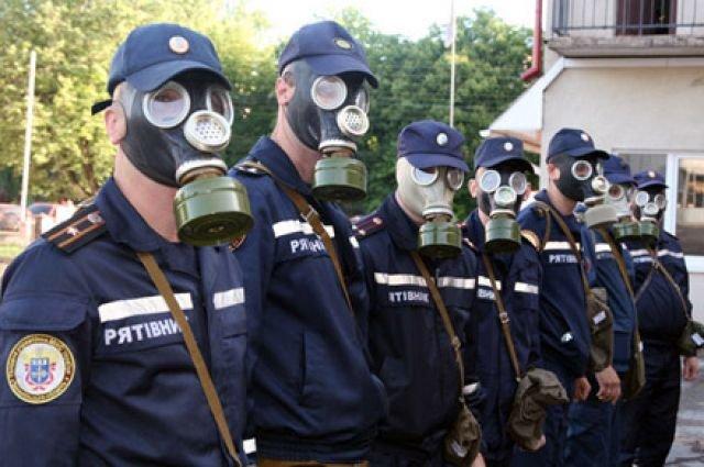 Константиновские спасатели сдали нормативы в Краматорске, фото-1