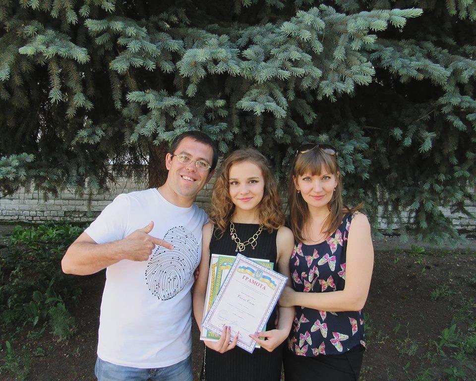 Оля Сахно из Константиновки поедет на обучение в США, фото-4