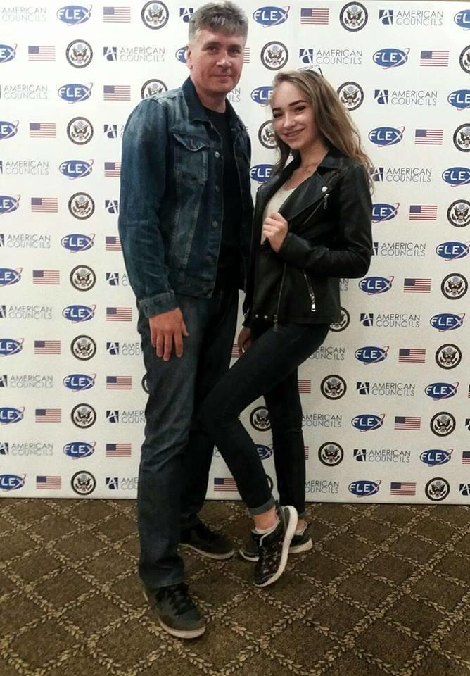 Оля Ворошнина из Константиновки полетит на обучение в Америку, фото-2