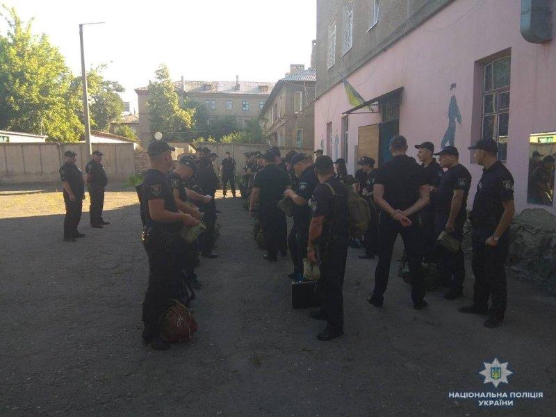У Костянтинівському відділенні поліції пролув сигнал  «Тривога», фото-2