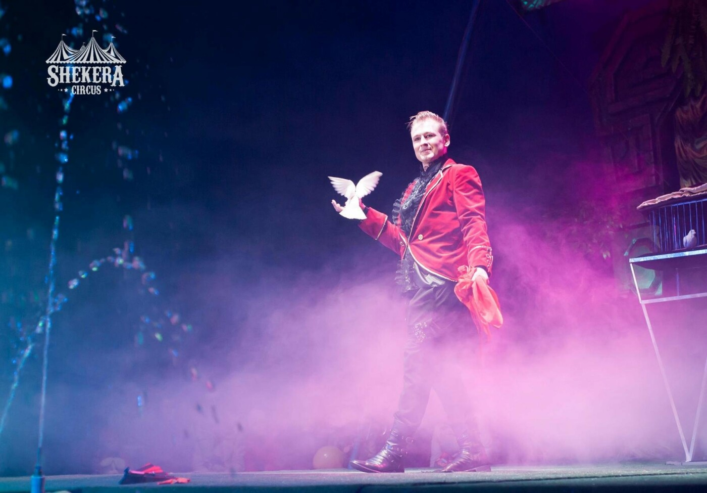 """Цирк  """"Shekera"""" впервые приедет с шоу-программой в  Константиновку , фото-5"""