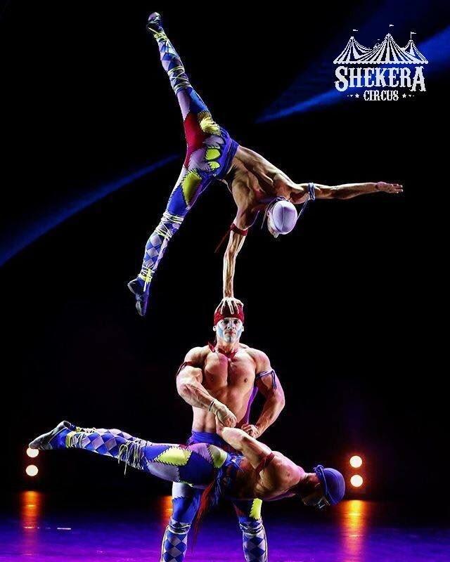 """Цирк  """"Shekera"""" впервые приедет с шоу-программой в  Константиновку , фото-2"""