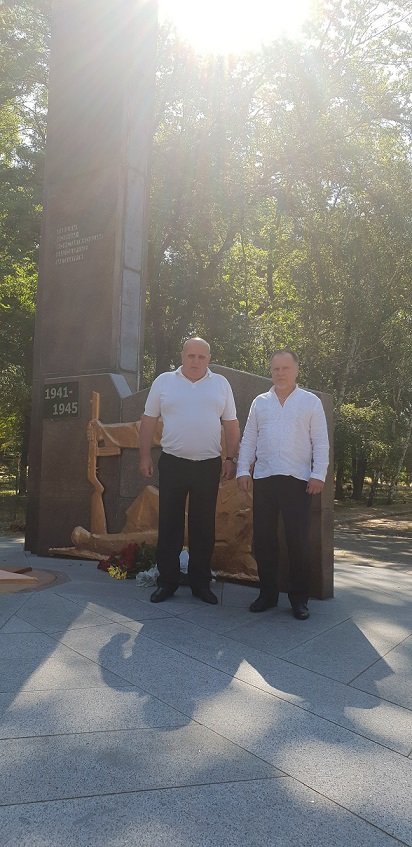 У Костянтинівці вшанували пам'ять жертв війни в Україні, фото-2