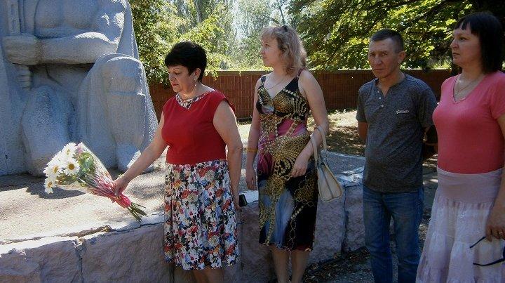 У Костянтинівці вшанували пам'ять жертв війни в Україні, фото-7