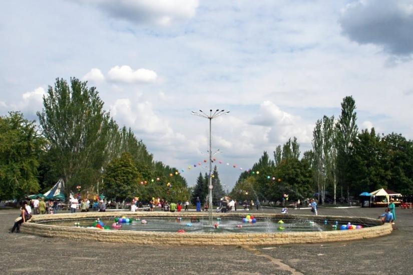 Константиновские фонтаны, фото-4