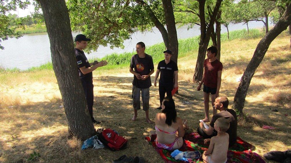 Рятувальники Костянтинівки попереджають про нещасні випадки на водоймах , фото-2