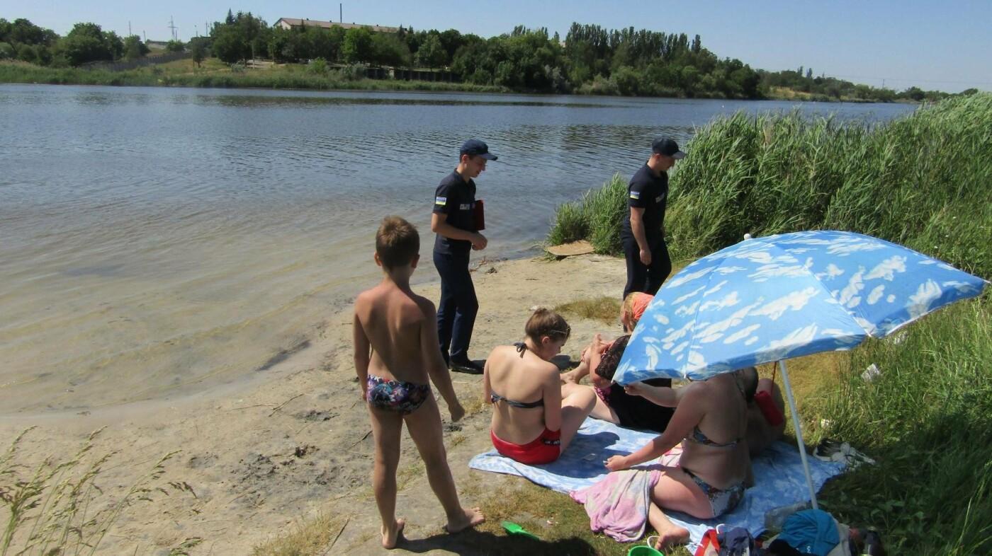 Рятувальники Костянтинівки попереджають про нещасні випадки на водоймах , фото-4