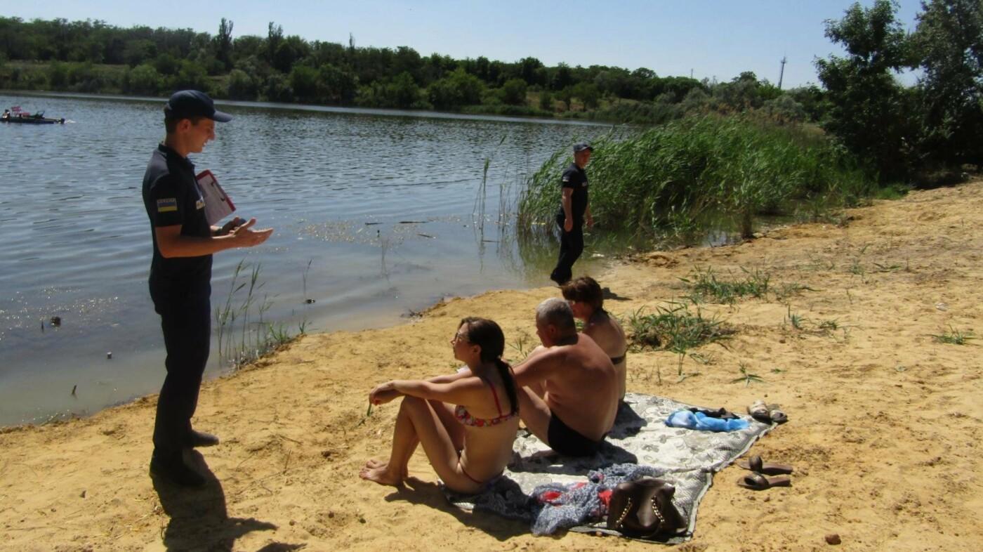 Рятувальники Костянтинівки попереджають про нещасні випадки на водоймах , фото-5