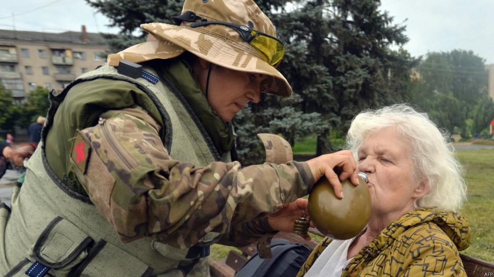 """Між Слов'янськом і Краматорськом відбудеться мітинг з нагоди визволення від """"ДНР"""", фото-3"""