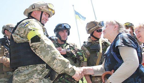 """Між Слов'янськом і Краматорськом відбудеться мітинг з нагоди визволення від """"ДНР"""", фото-1"""