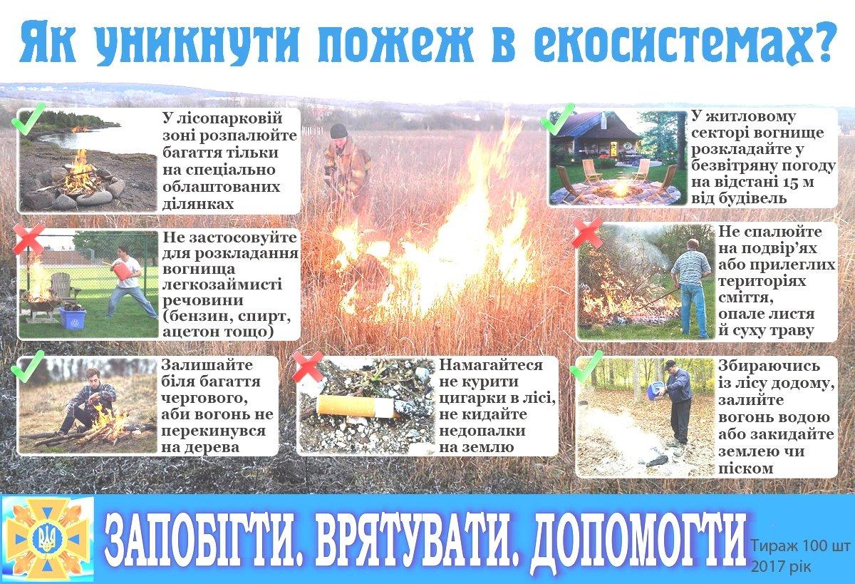 У Костянтинівці фахівці Служби порятунку закликають громадян дбати про довкілля, фото-6