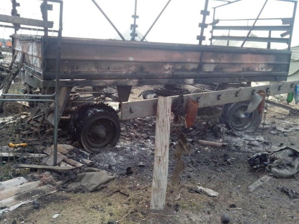 Сегодня исполняется 4 года расстрела украинских пограничников с территории России, фото-5