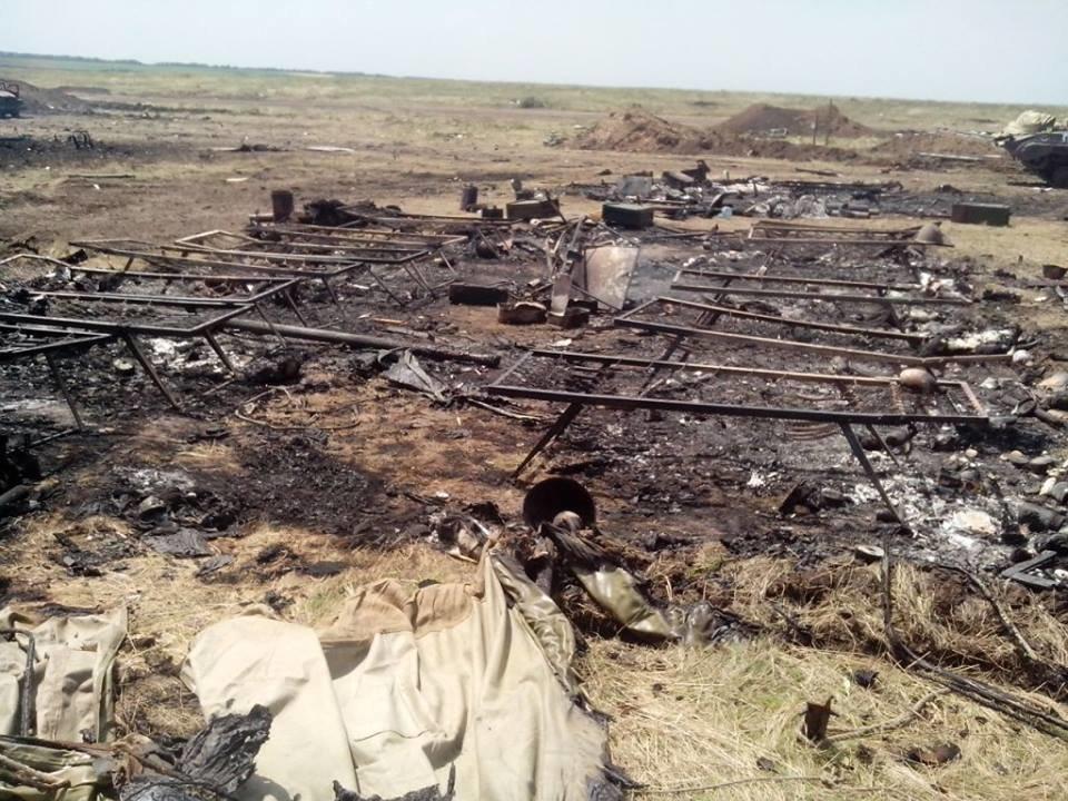 Сегодня исполняется 4 года расстрела украинских пограничников с территории России, фото-6