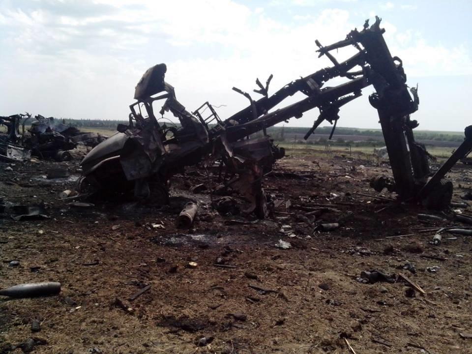 Сегодня исполняется 4 года расстрела украинских пограничников с территории России, фото-4