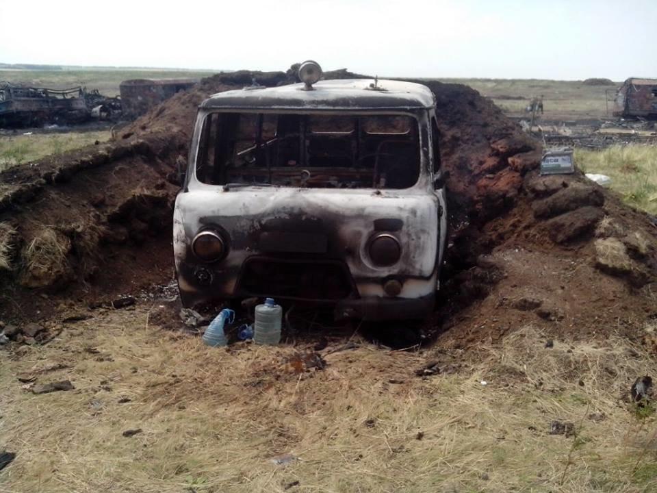 Сегодня исполняется 4 года расстрела украинских пограничников с территории России, фото-2