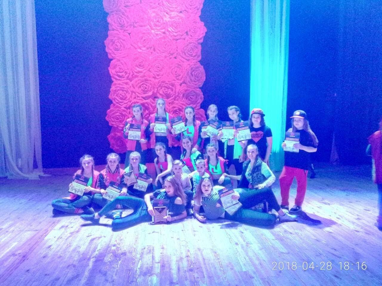 Константиновская студия современного танца «Планета -L» привезла награды с чемпионата области , фото-8