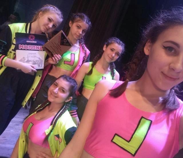Константиновская студия современного танца «Планета -L» привезла награды с чемпионата области , фото-1