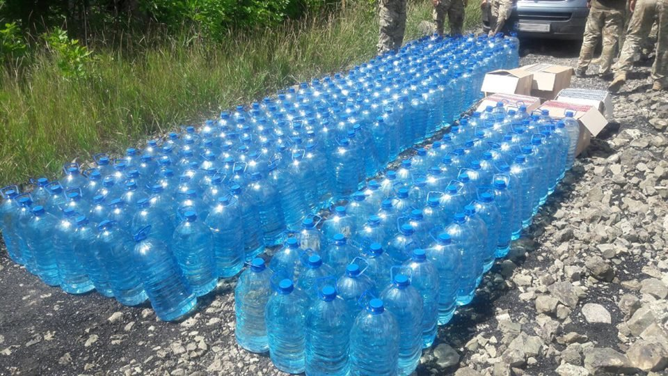 В Донецкой области изъято незаконную продукцию на общую сумму в 725 000 гривен, фото-4