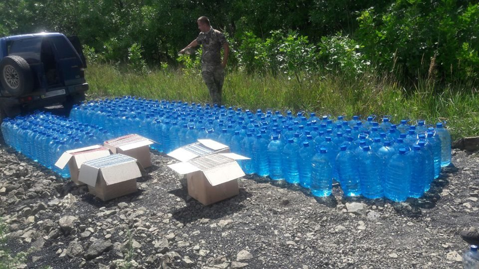 В Донецкой области изъято незаконную продукцию на общую сумму в 725 000 гривен, фото-6