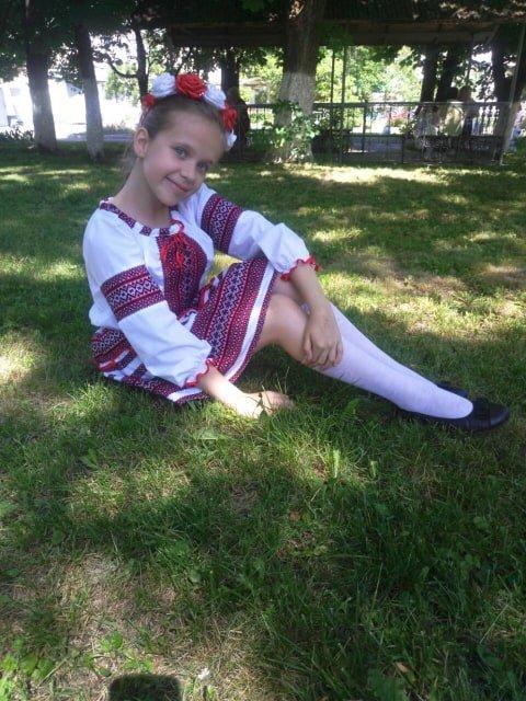 Батанина София из Константиновки – будущая актриса, фото-1