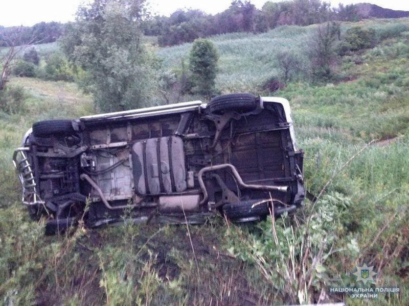 У ДТП під Слов'янськом постраждало шестеро людей, фото-4