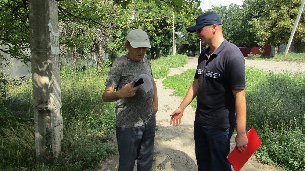 Спасатели Константиновки напомнили о правилах безопасности во время летнего отдыха, фото-4