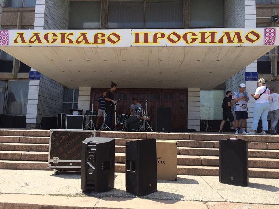 Костянтинівка на вихідних насолоджувалася музикою, фото-4
