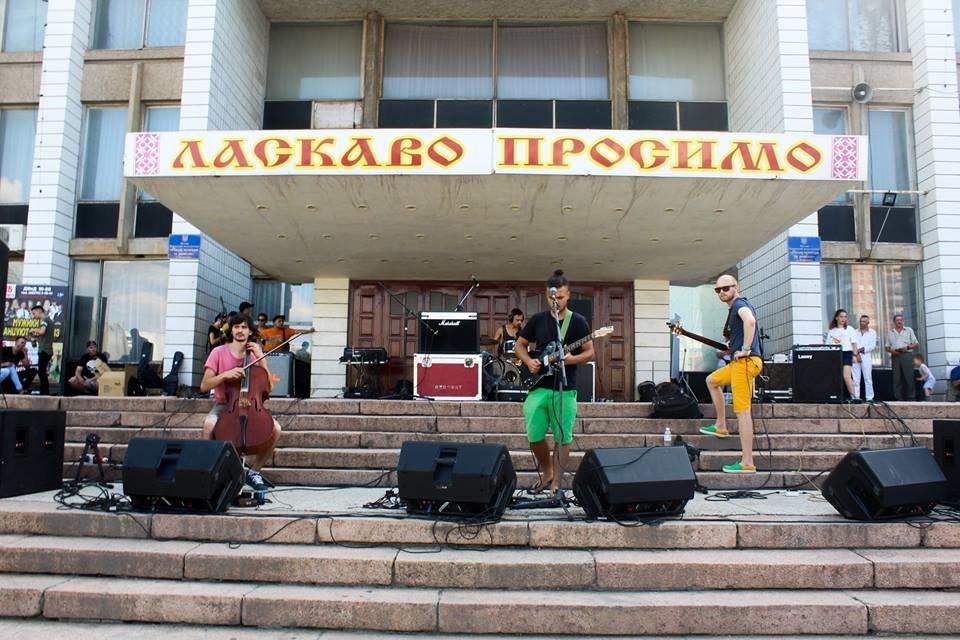 Костянтинівка на вихідних насолоджувалася музикою, фото-6