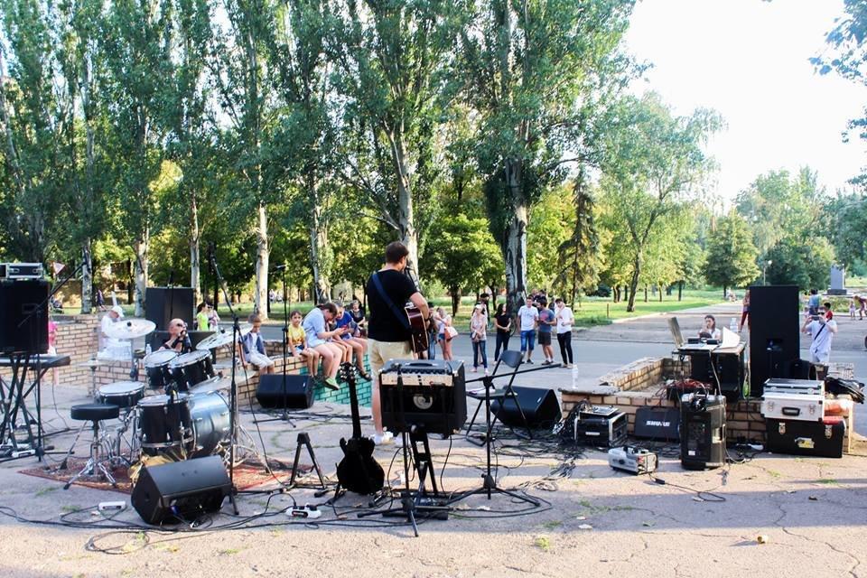 Костянтинівка на вихідних насолоджувалася музикою, фото-10
