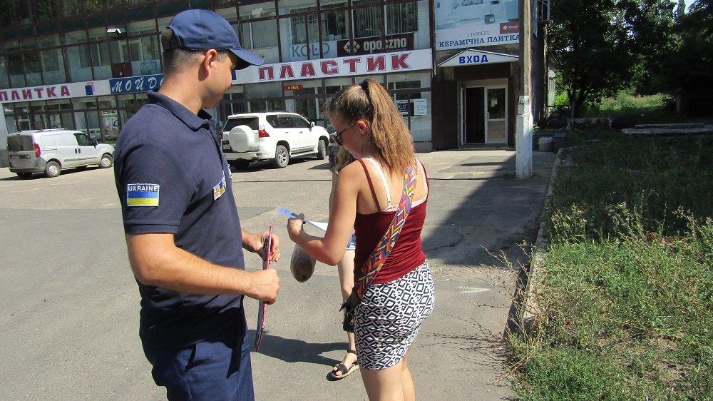 Константиновские спасатели призывают граждан беречь свою жизнь и здоровье, фото-2