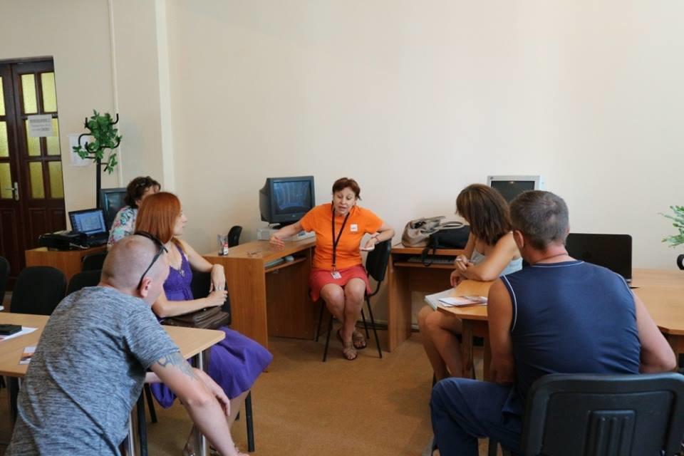 Норвежский Совет провел бизнес-тренинг в Константиновском центре занятости, фото-1
