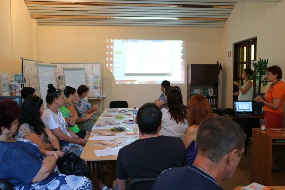 Норвежский Совет провел бизнес-тренинг в Константиновском центре занятости, фото-2
