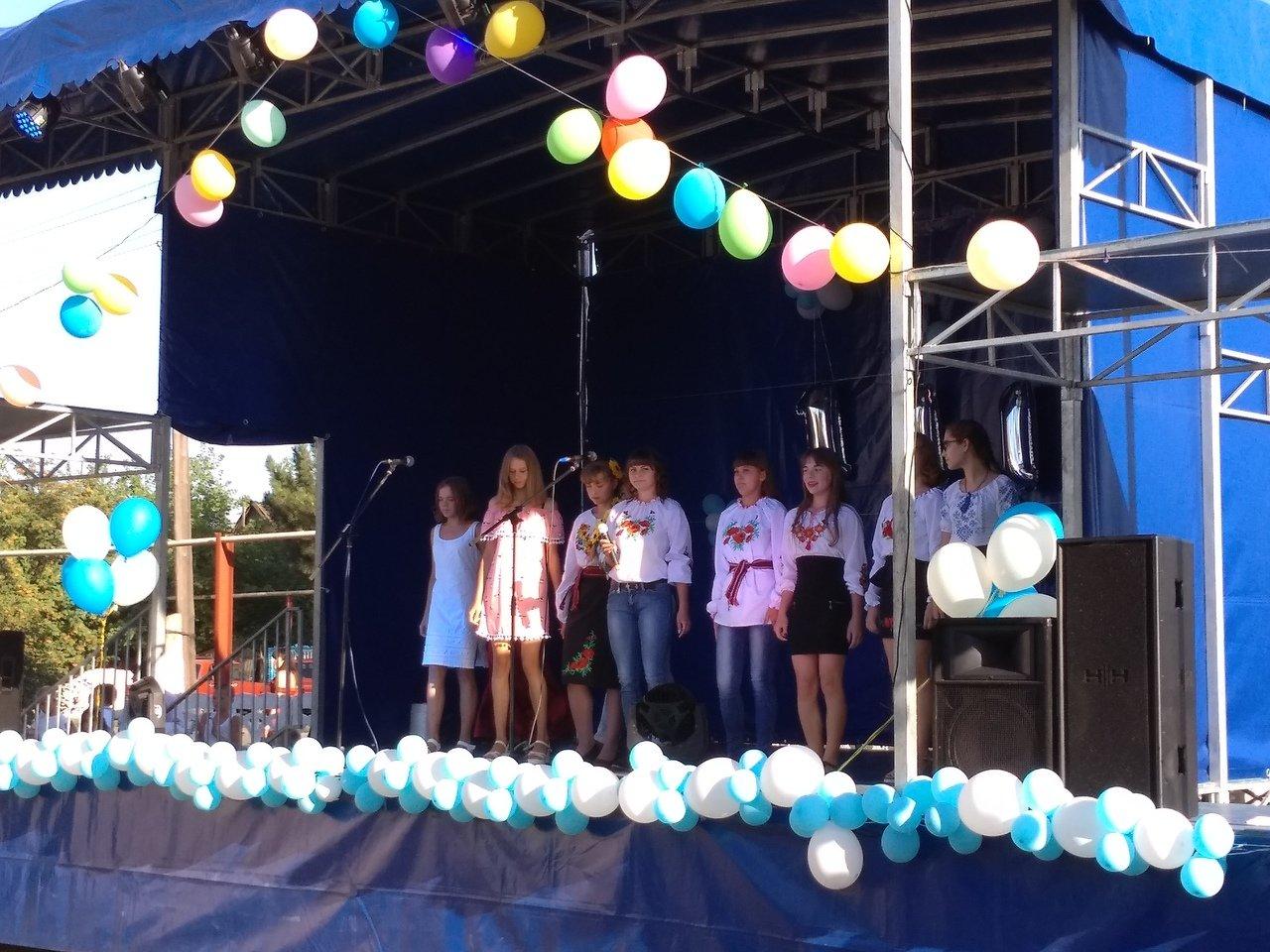 В селе Марково Константиновского района отшумел День села, фото-5