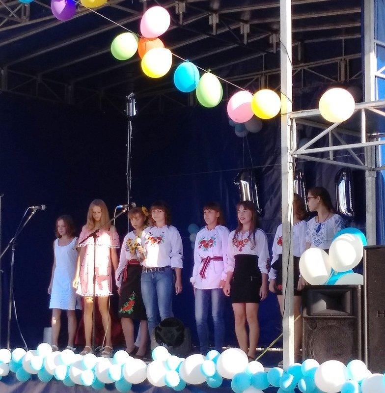 В селе Марково Константиновского района отшумел День села, фото-2