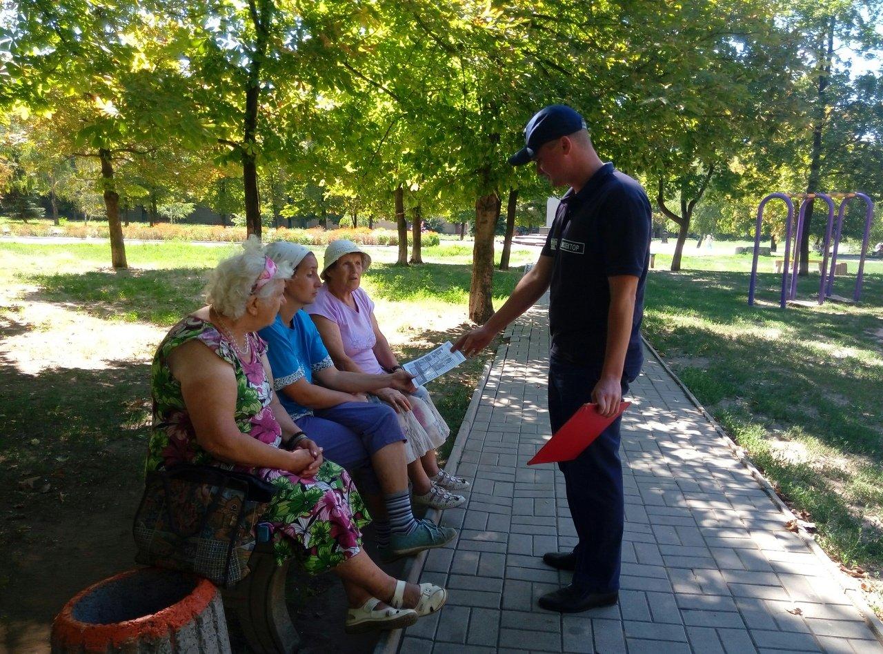 Костянтинівські рятувальники 9 разів виїздили гасити сміття та суху траву, фото-2