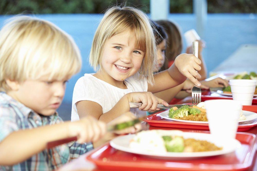 Харчування у шкільних їдальнях України – МОЗ, фото-1