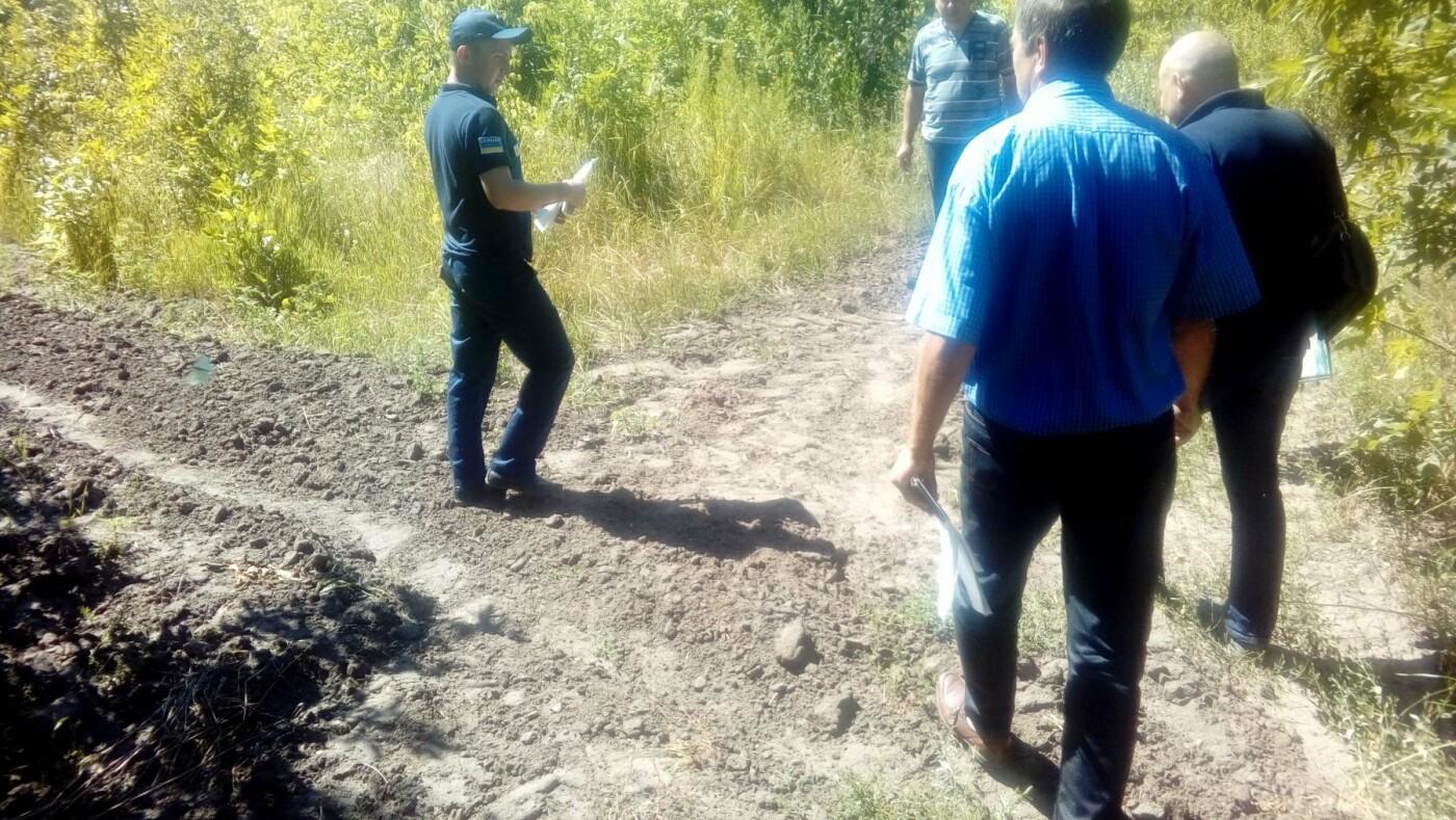 Константиновские спасатели провели рейд в лесах района, фото-6