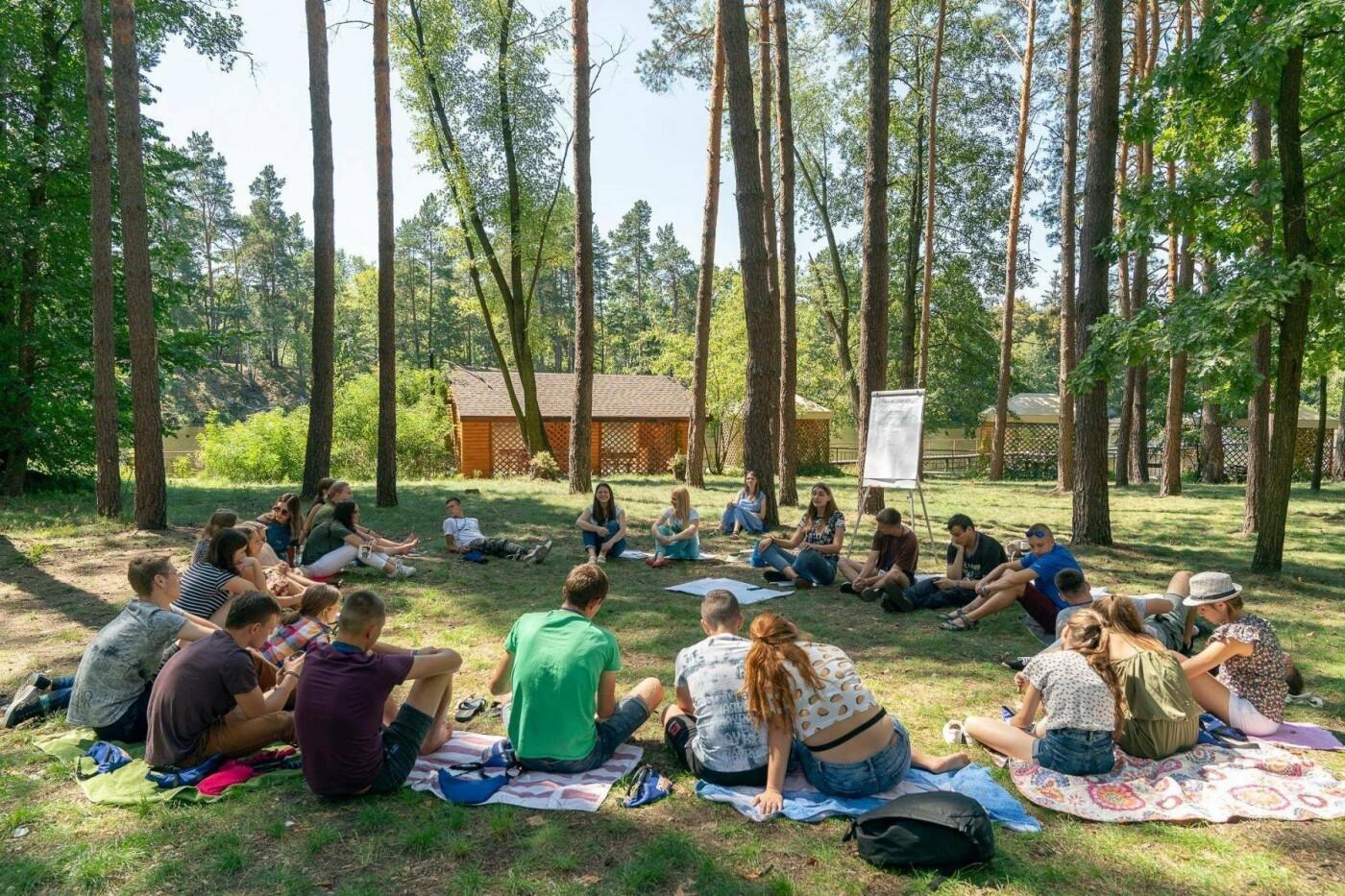 Студент из Константиновки провел неделю в Молодежной летней школе «Вместе к успеху», фото-12