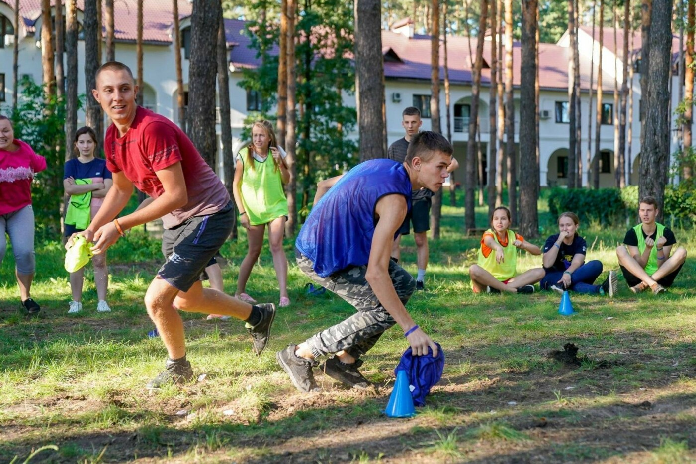 Студент из Константиновки провел неделю в Молодежной летней школе «Вместе к успеху», фото-6