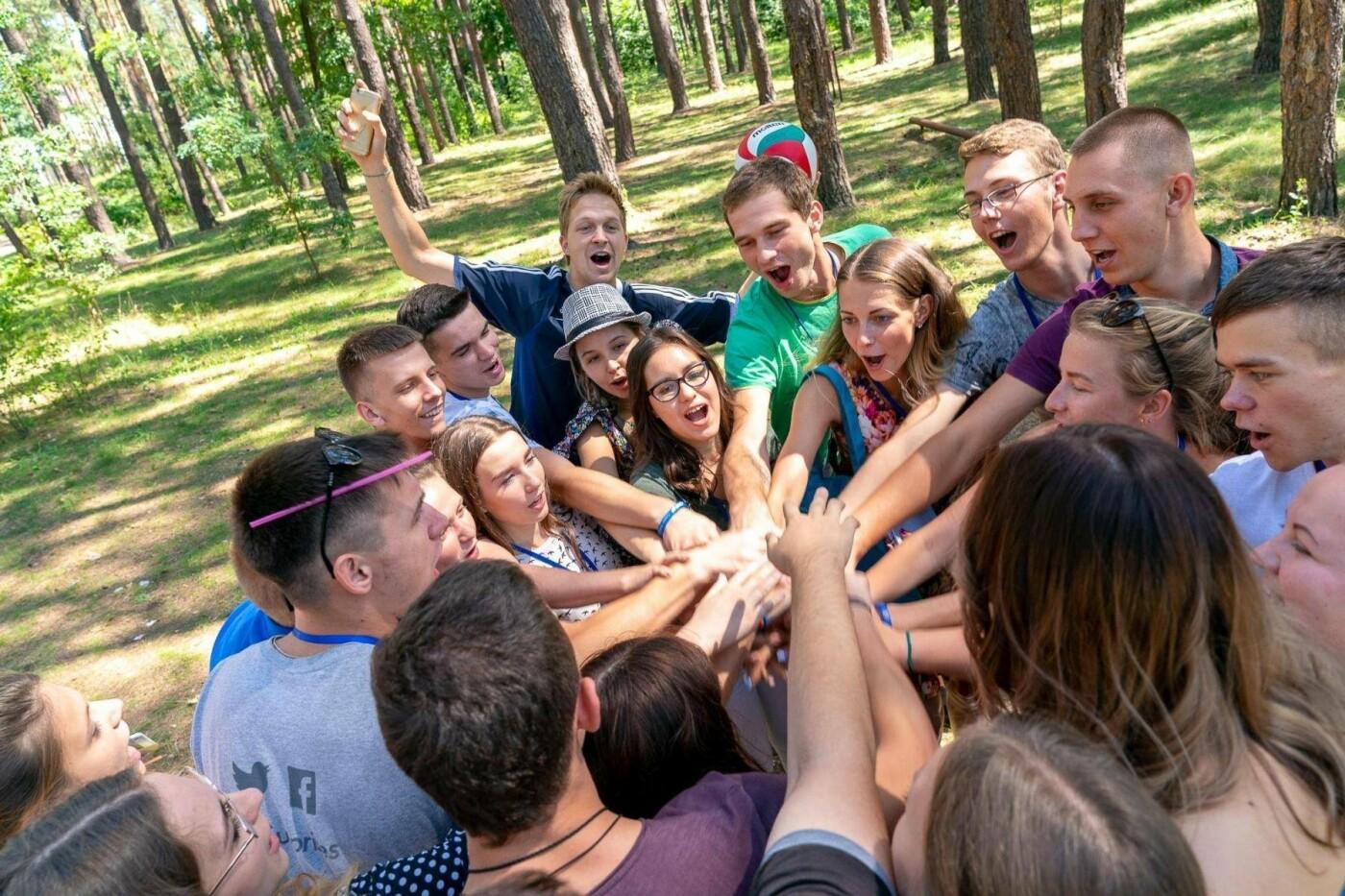 Студент из Константиновки провел неделю в Молодежной летней школе «Вместе к успеху», фото-7