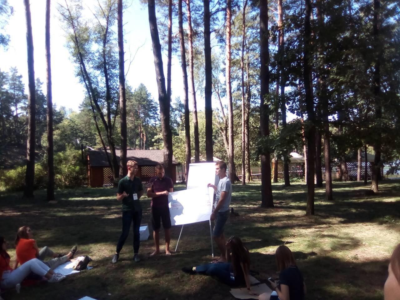 Студент из Константиновки провел неделю в Молодежной летней школе «Вместе к успеху», фото-5