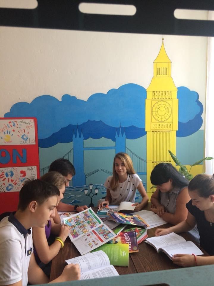 Костянтинівський Британський ресурсний центр зустрів нових відвідувачів , фото-1